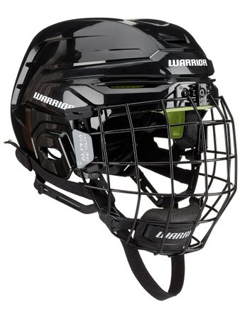 Warrior Alpha One Combo Helmet Youth