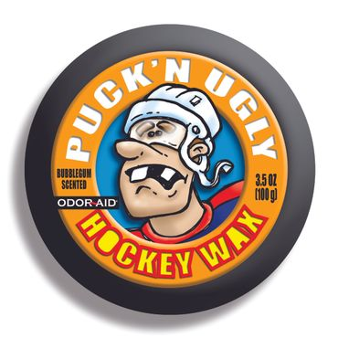 Puck 'N' Ugly Hockey Wax