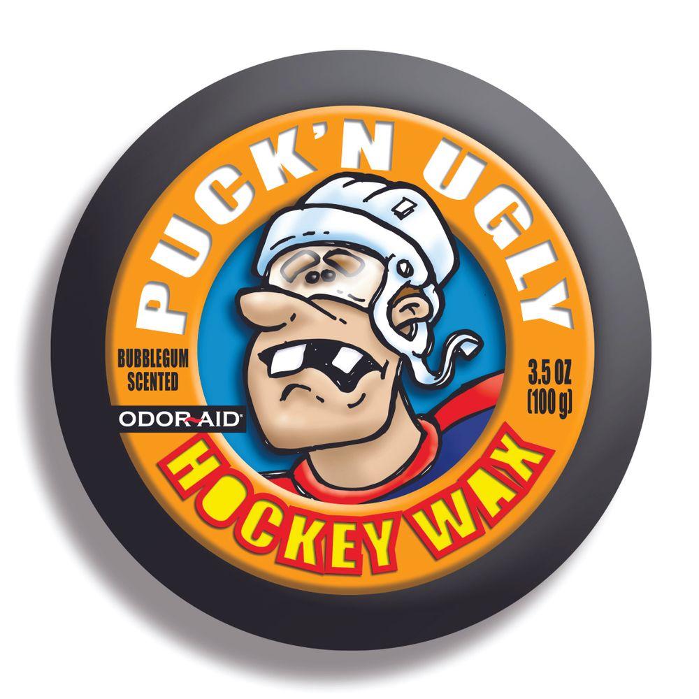 Puck 'N' Ugly Hockey Wax