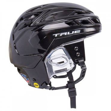 Casco de hockey True Dynamic 9 Senior - negro