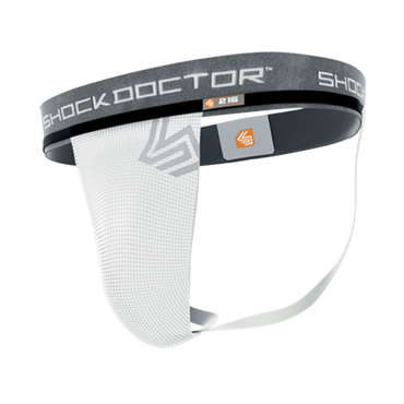 Shock Doctor Supporter with Cup Pocket Senior
