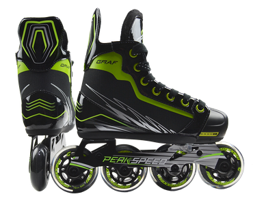 Graf Adjustable Inline Hockey Skates Youth - 29-32