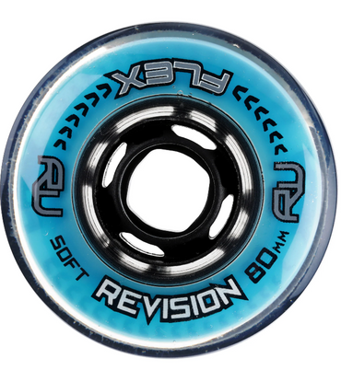 Revision Flex Soft Inline Rollen - 74A/76A (Set of 4)
