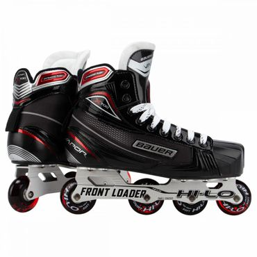 Bauer X700 Goalie Inline Hockey Skates Senior