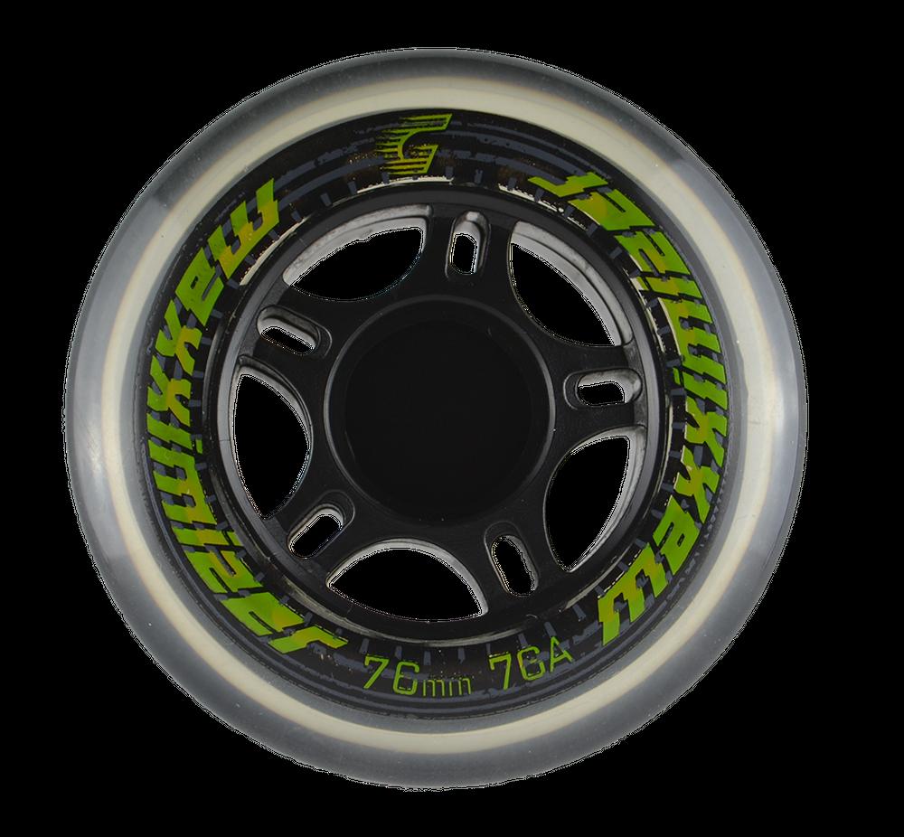 Graf Max 20 Indoor Inline Wheels (Set of 4)