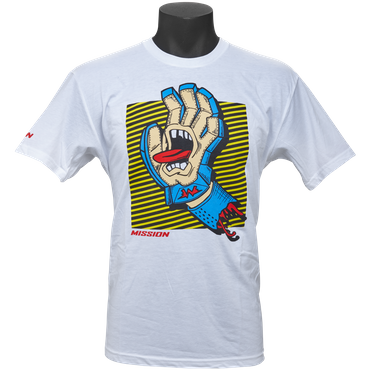 Mission Screaming Glove T-Shirt - Senior