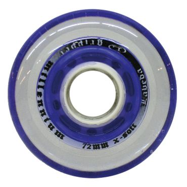 Labeda Millenium X-Soft Inline Wheels - 74a (Set of 4)