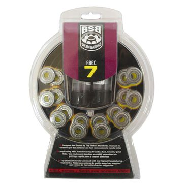 BSB Skate Bearings Abec 7