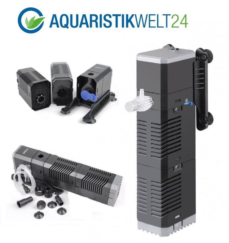 CHJ-502 Aquarium Innenfilter 500 L/h bis 150l Aquarien