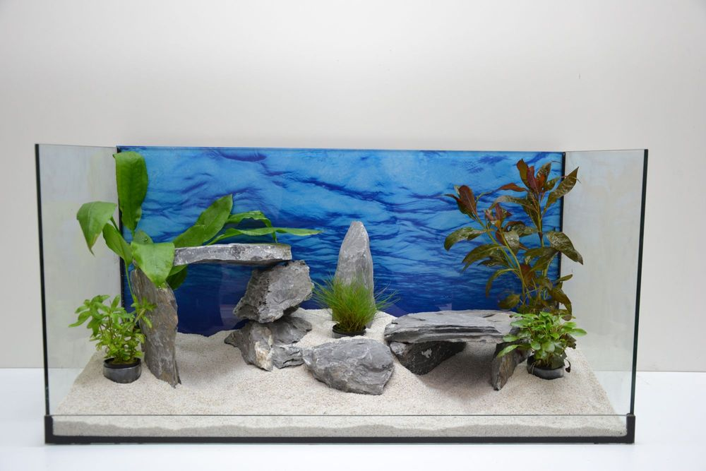 aquarium steine gro aquascaping steine set f r aquarium. Black Bedroom Furniture Sets. Home Design Ideas