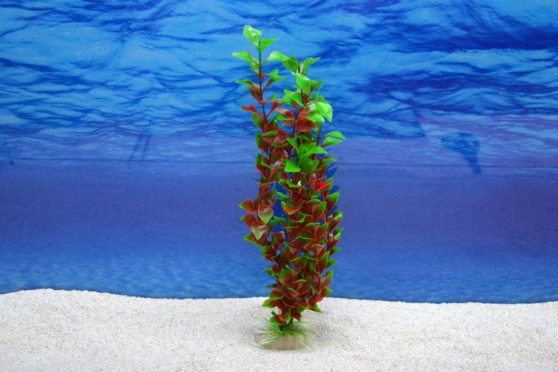 Amtra Ludwigia XL 36cm künstliche Pflanze Dekoration Aquarium