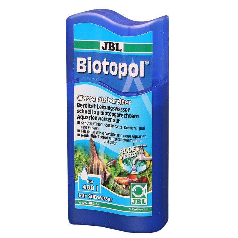 JBL Biotopol 100ml Wasseraufbereiter für Süßwasser-Aquarien