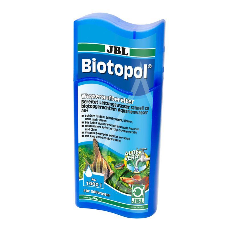 JBL Biotopol 250ml Wasseraufbereiter für Süßwasser-Aquarien