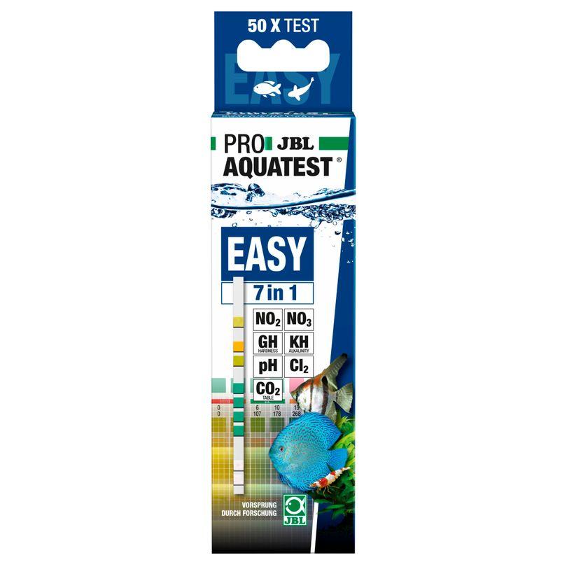 JBL EasyTest 7 in1 Teststreifen zum Schnelltest von Aquarienwasser