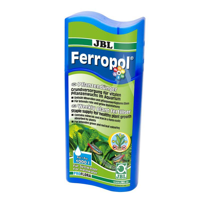JBL Ferropol 250 ml Pflanzendünger für Süßwasser-Aquarien