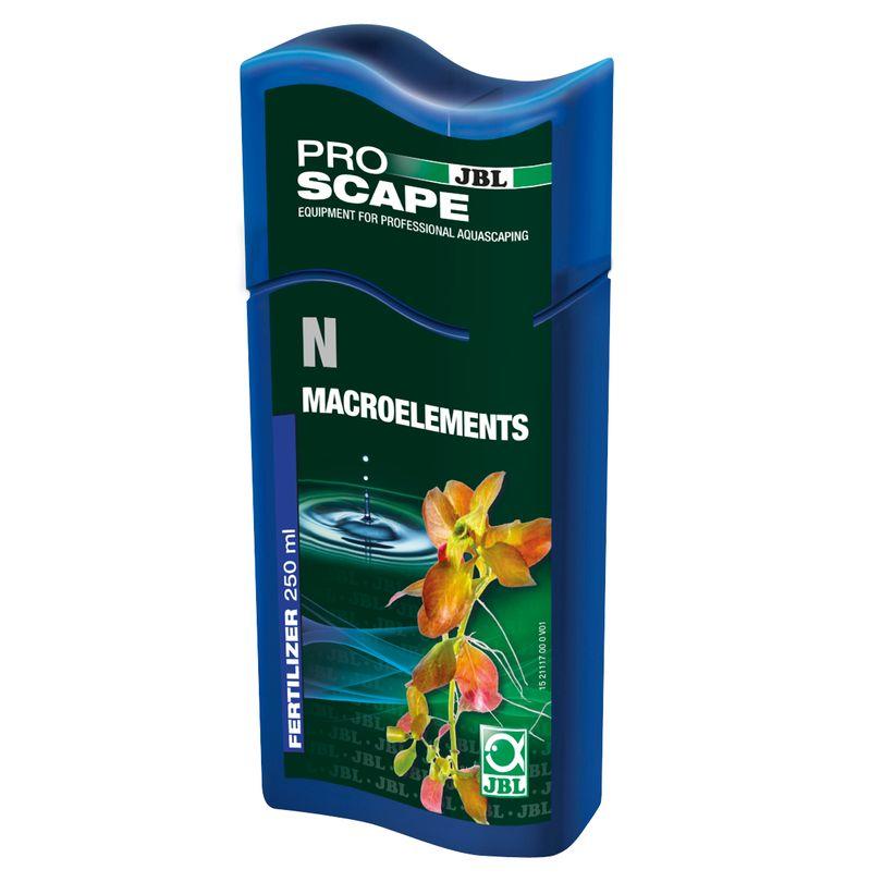 JBL ProScape N Macroelements 250ml - Stickstoff-Pflanzendünger für Aquascaping