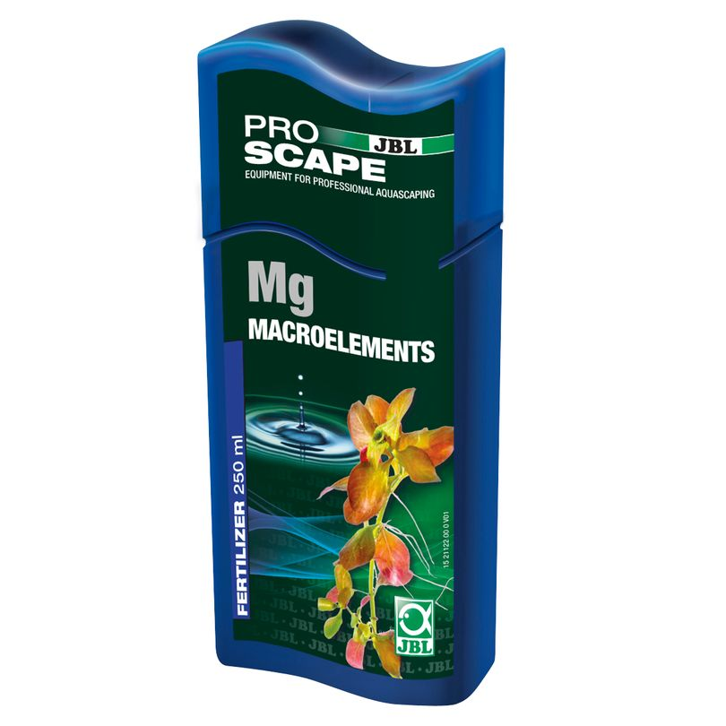 JBL ProScape Mg Macroelements 250ml - Magnesium-Pflanzendünger für Aquascaping