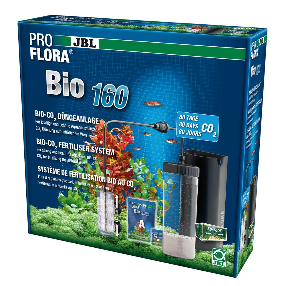 jbl proflora bio160 bio co2 d ngeanlage mit erweiterbarem diffusor aquaristik co2 anlagen bio. Black Bedroom Furniture Sets. Home Design Ideas