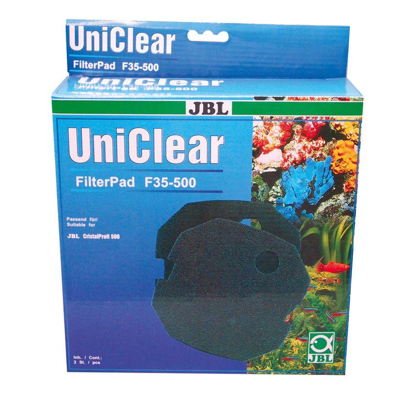 JBL FilterPad F35 - Feiner Schaumstoff-Zuschnitt für Filter CristalProfi 500