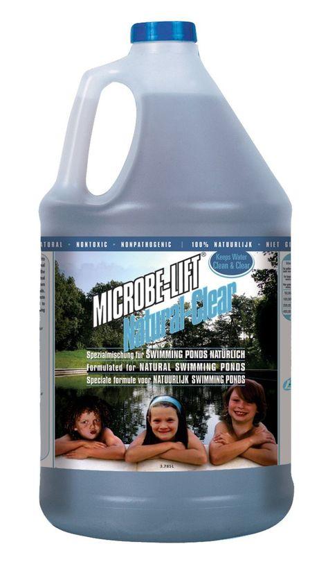 Aqua Forte - 4L Microbe-Lift Natural-Clear Wasseraufbereiter Schwimmteiche Teich