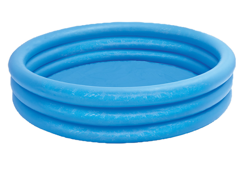 Steinbach - 3-Ring Pool Crystal Blue 147cm Planschbecken