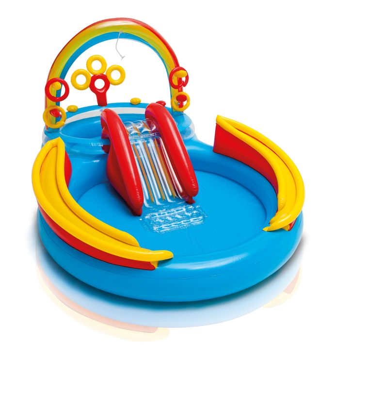 Steinbach - Rainbow Ring Play Center Planschbecken