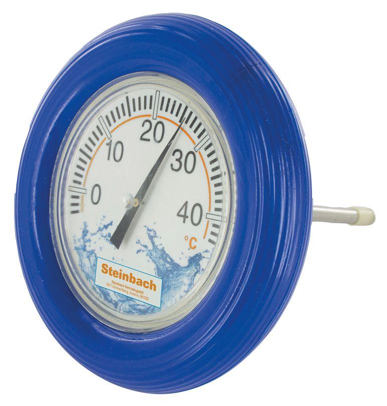 Steinbach - Rundthermometer mit Schwimmring