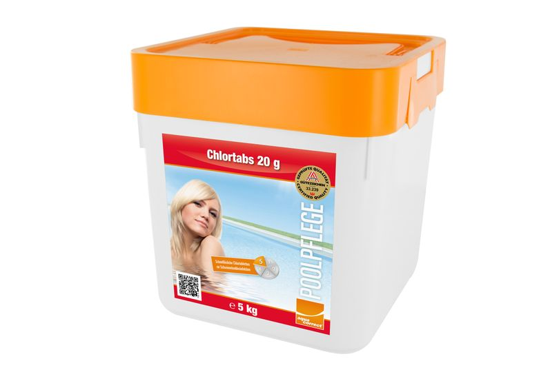 Steinbach - Chlortabs 20g 5 kg schnelllöslich Desinfektion pH neutral