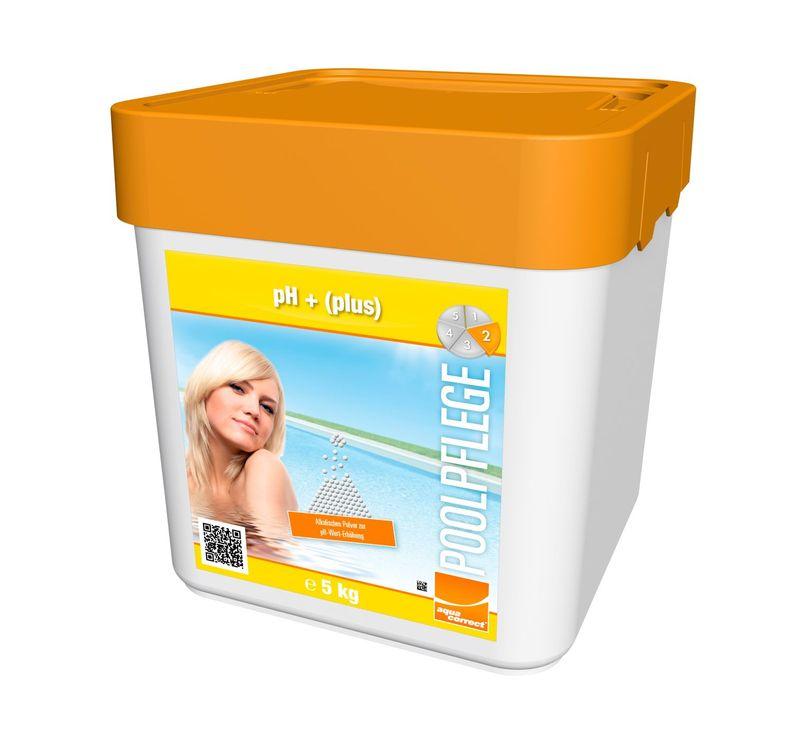 Steinbach - pH + (plus) Granulat 5 kg Alkalisches Granulat