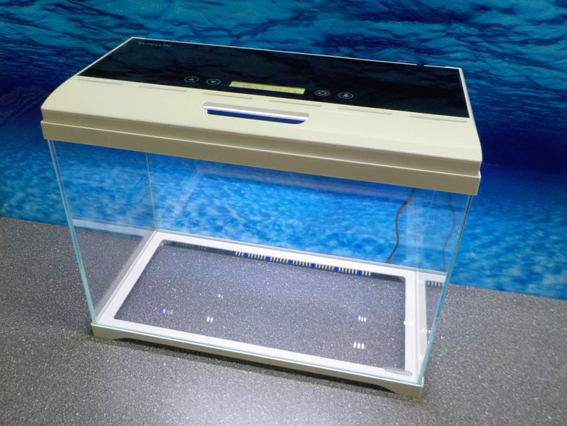 Sunsun AT-500 A Nano Aquarium Touch Display Filteranlage Beleuchtung Bild 4