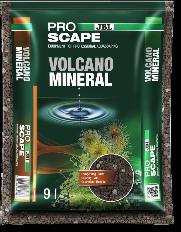 JBL 9L ProScape Volcano Mineral Süßwasser-Aquarien Bodengrund Aquascaping