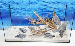 Aquarium Deko Komplettset- Talawawurzel Steine Wasserpflanzen Aquascaping Nr.212 Bild 9