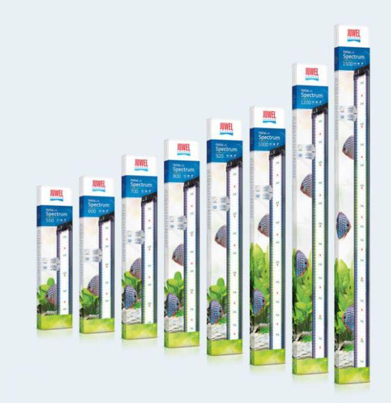 Juwel HeliaLux Spectrum 600 Aquariumlampe LED 29 Watt