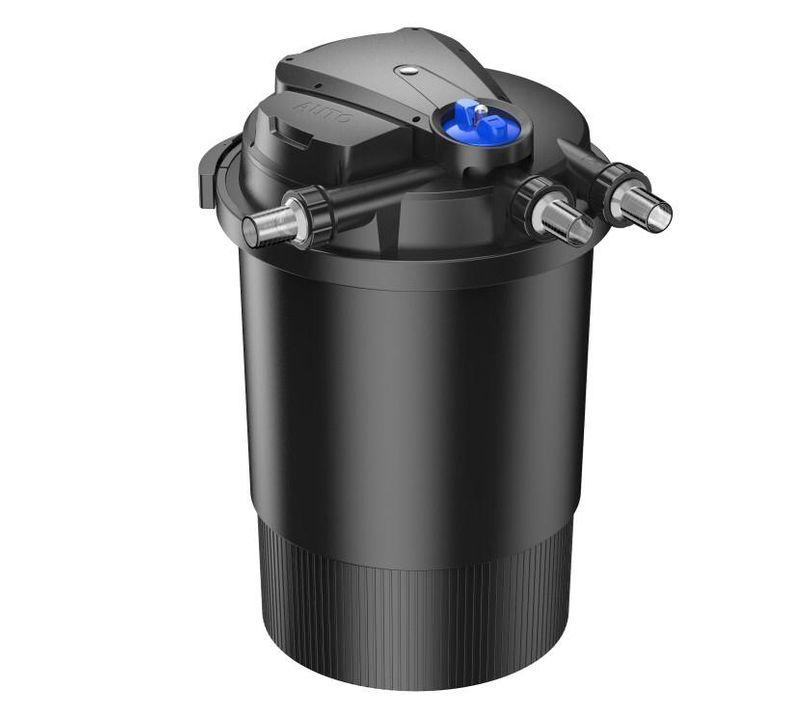 CPA 30000 Bio Druckteichfilter 60000l inkl.55 Watt UVC Klärer mit automatischer Reinigung