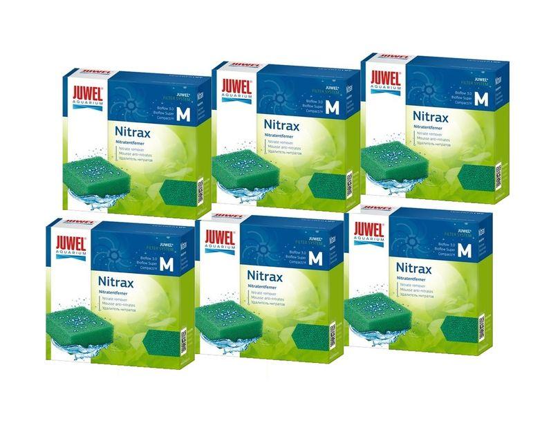 Juwel Nitrax M 6er Pack biologisch Nitratabbau reduziert Algen fördert Vitalität