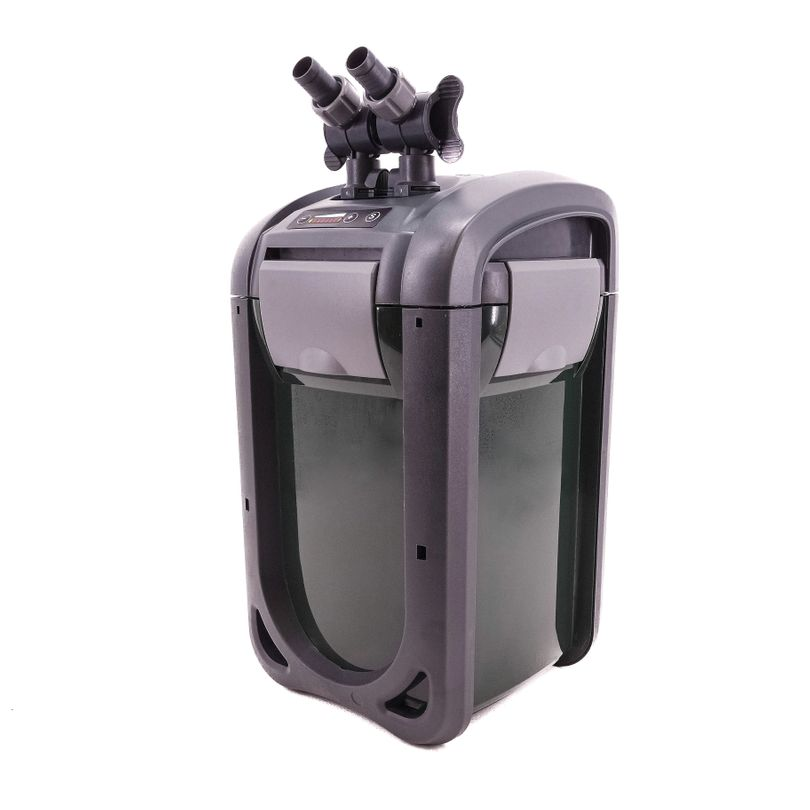 Aquarium Außenfilter DGN-460B bis 700l regelbar automatische Entlüftung +UVC