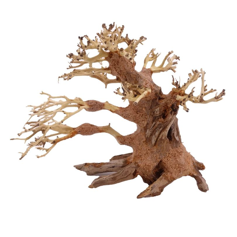 M Bonsai Baum Nr.10438 Wurzel Holz Aquarium Deko Aquascaping