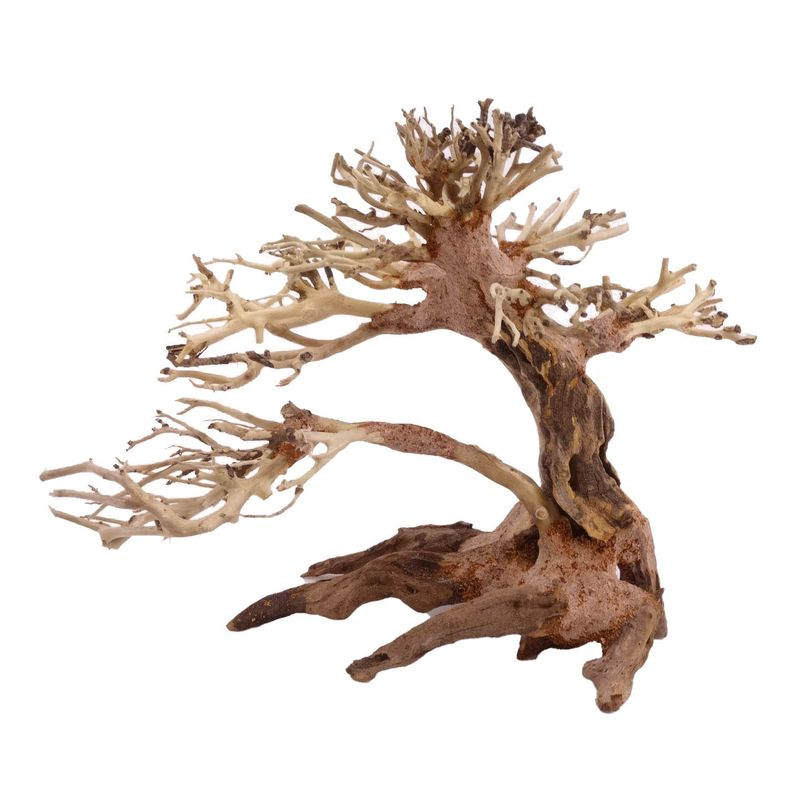 M Bonsai Baum Nr.10449 Wurzel Holz Aquarium Deko Aquascaping
