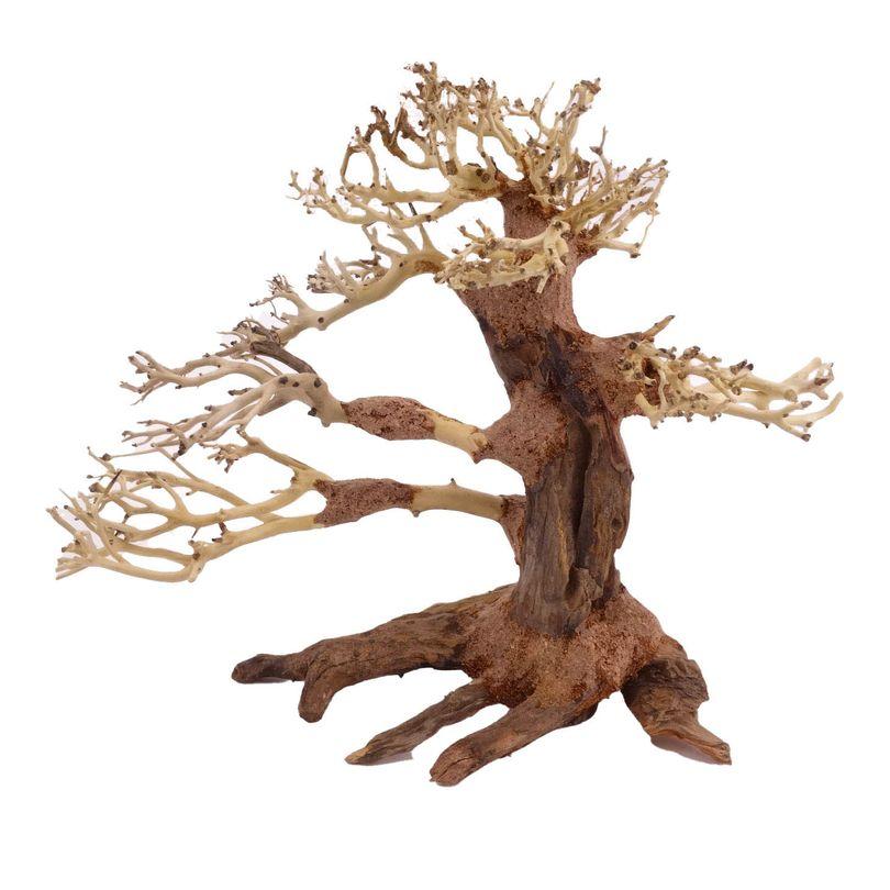 L Bonsai Baum Nr.11239 Wurzel Holz Aquarium Deko Aquascaping