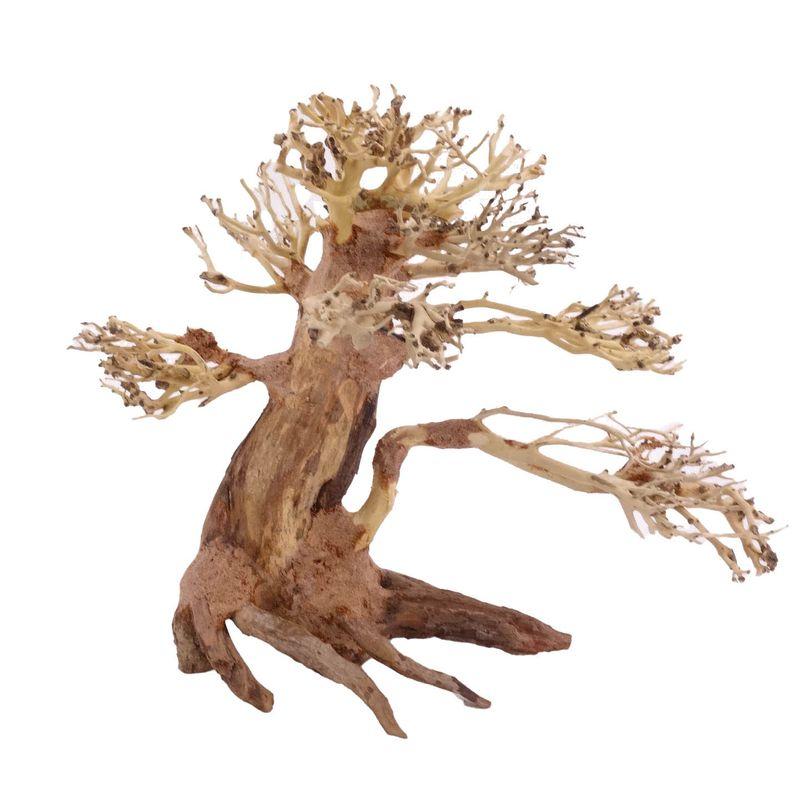 L Bonsai Baum Nr.11249 Wurzel Holz Aquarium Deko Aquascaping