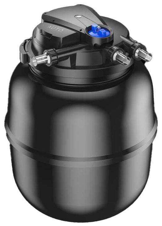 CPA 75000 Bio Druckteichfilter 100000l inkl.55 Watt UVC Klärer mit automatischer Reinigung