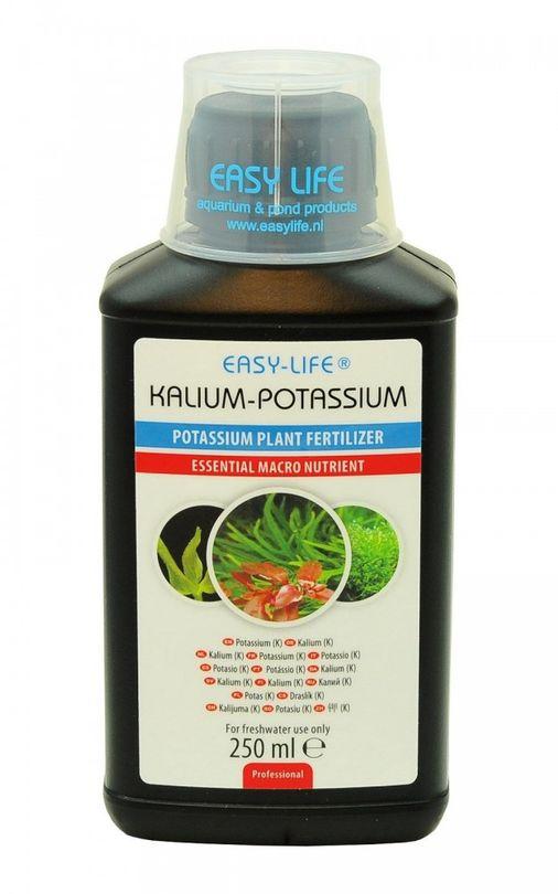 Easy Life KALIUM 250ml Potassium Dünger für Ihre Pflanzen Aquariumpflanzen  Bild 1