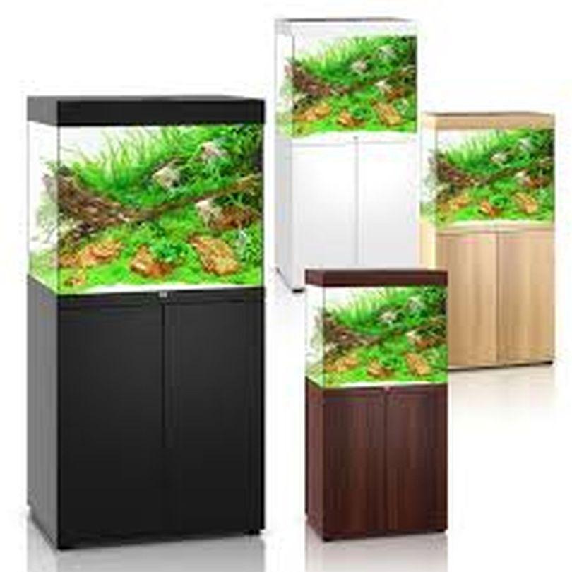 Juwel Aquarium Lido 200 Komplettaquarium +Heizstab +Innenfilter +LED