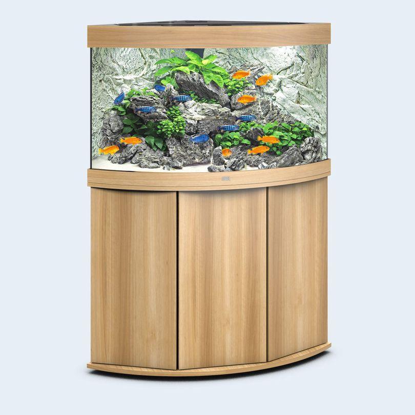 Juwel Aquarium Trigon 190 Komplettaquarium +Heizstab +Innenfilter +LED Bild 4