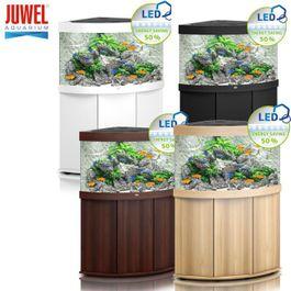 Juwel Aquarium Trigon 190 Komplettaquarium +Heizstab +Innenfilter +LED Bild 1