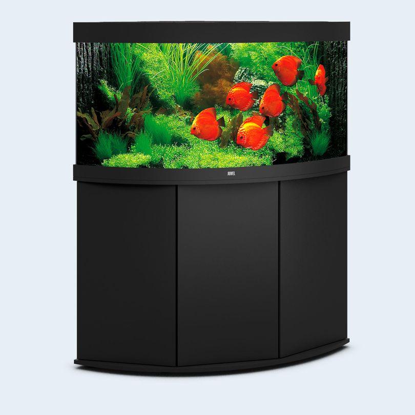 Juwel Aquarium Trigon 350 Komplettaquarium +Heizstab +Innenfilter +LED Bild 4