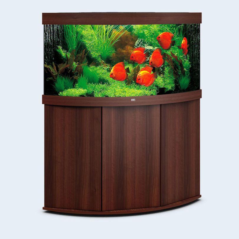 Juwel Aquarium Trigon 350 Komplettaquarium +Heizstab +Innenfilter +LED Bild 3