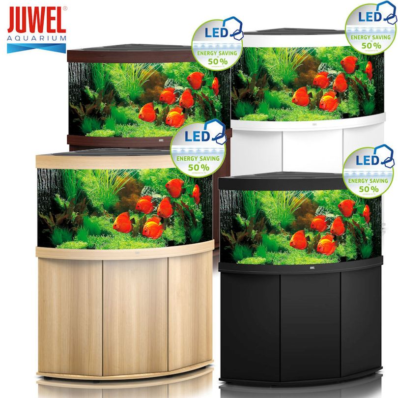 Juwel Aquarium Trigon 350 Komplettaquarium +Heizstab +Innenfilter +LED Bild 1