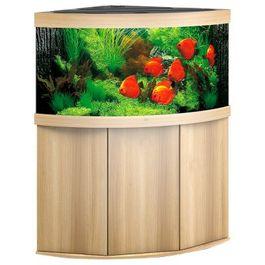 Juwel Aquarium Trigon 350 Komplettaquarium +Heizstab +Innenfilter +LED Bild 2