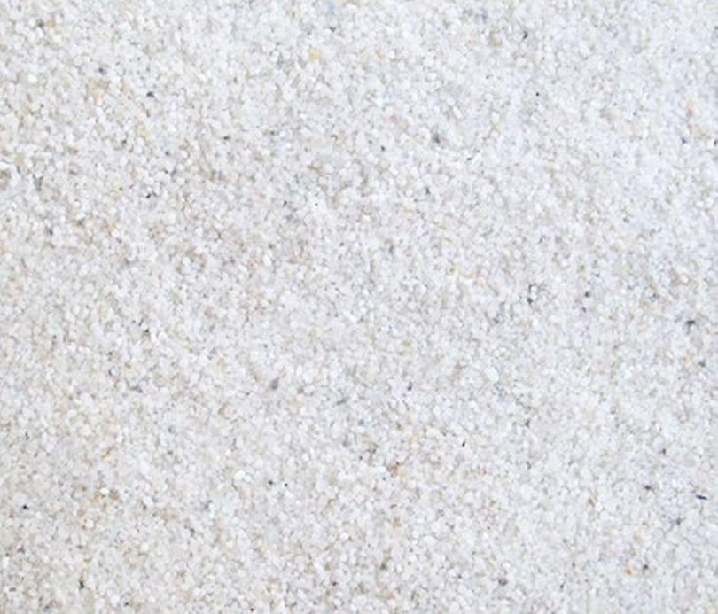 15 Kg Quarzsand weiß Sand fein Premium Qualität 0,5 - 1,0mm Bodengrund Aquarium Bild 1